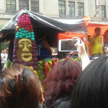 Cultural float Toronto pride