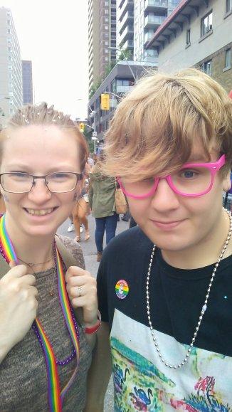 Ashton Deroy & Rosie