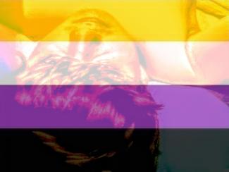 Ashton Deroy Non-Binary Pride