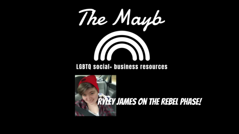 Ryley James on the teen rebel phase