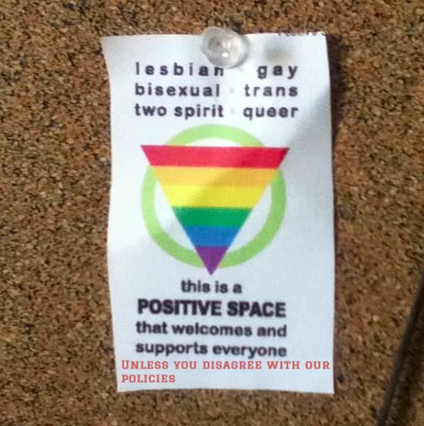 Is Seneca doing enough for LGBTQ+accomadation?