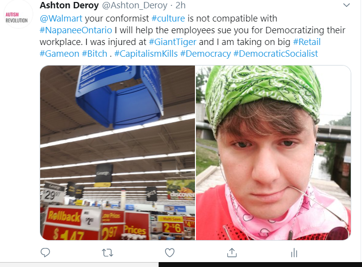 Wal-mart capitalism Kills