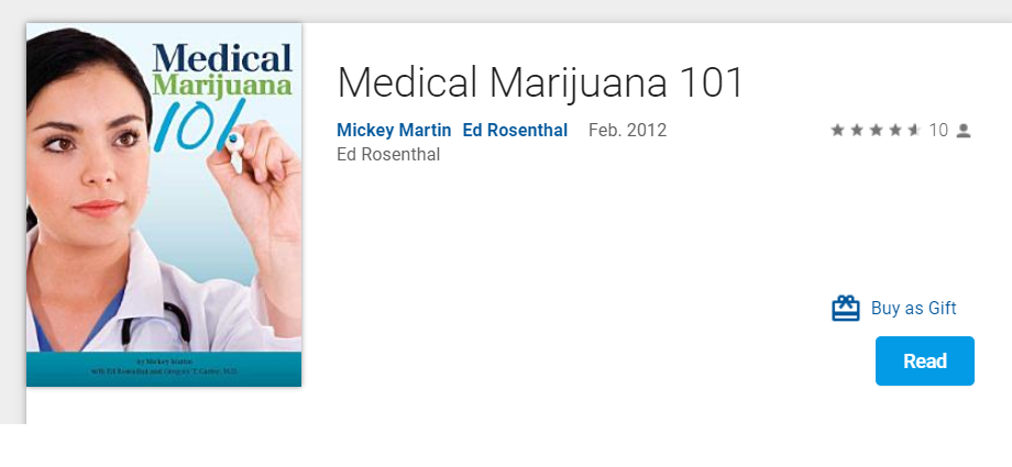 Research Medical Marijuana